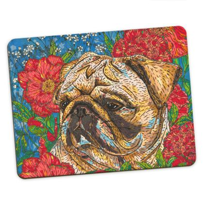 Pug Placemats