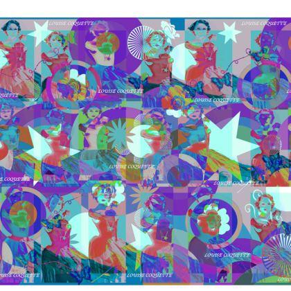 Sweat à Capuche la vie est plus belle en couleurs : taille L 42/44-taille 78/86cm -poitrine 96/104cm-hanches 103/111c
