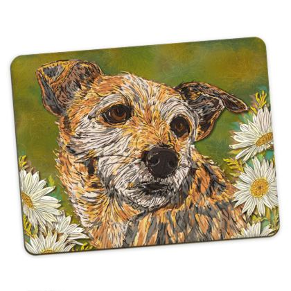 Border Terrier Placemats