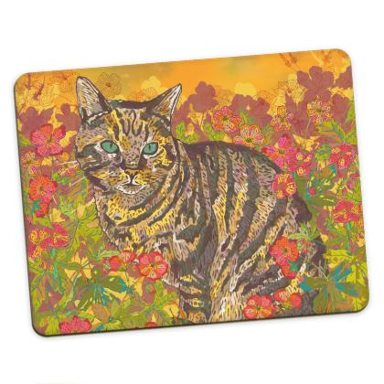 Tabby Cat Placemats