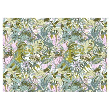 Tropical paradise Flared Skirt