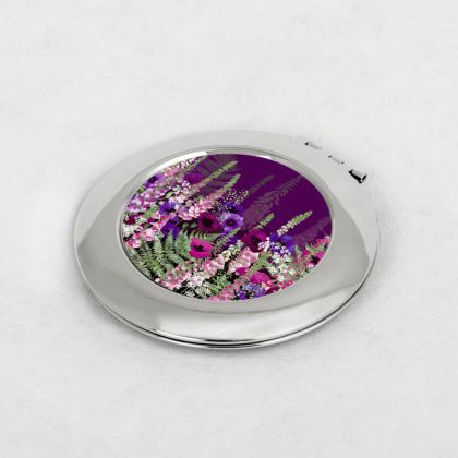 Summer Night Dream Compact Mirror