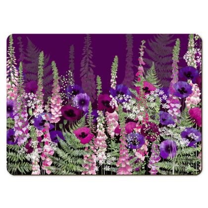 Large Placemats - Summer Night Dream