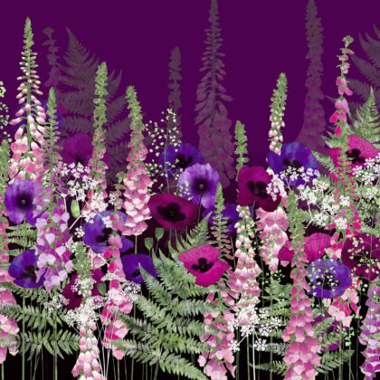 Summer Night Dream Coasters