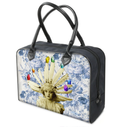 My Rainbow Headdress Weekender Bag