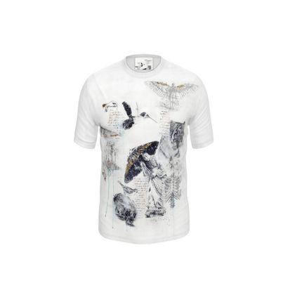 'Wabi sabi 2' Cut and Sew T Shirt