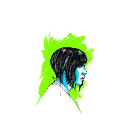 """The Major"" Ladies T shirt"