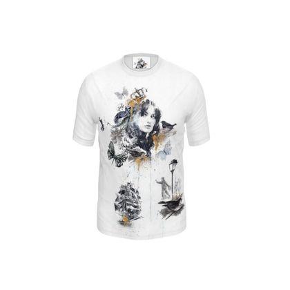 'Pre-reaphaelite' Cut and Sew T Shirt
