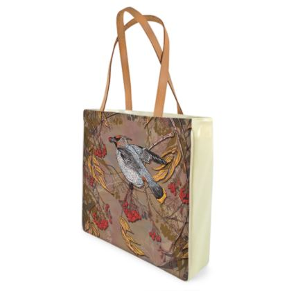 Waxwing Shopper Bag