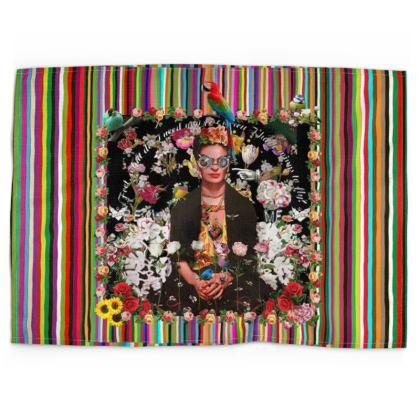Incognito Frida Tea Towel