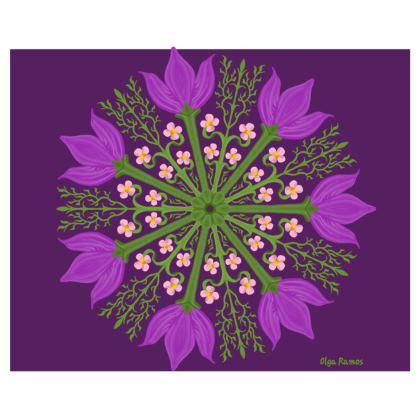 Tulips and Sakuras (Kimono)
