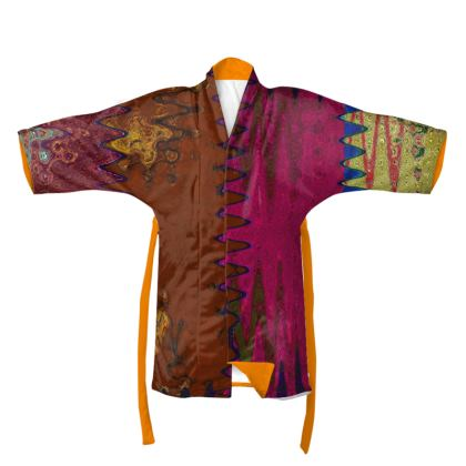Summery Free Spirit Kimono   © Copyright Joanne Shaw.  All rights reserved.