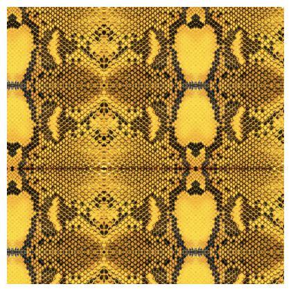 234,- Schüssel BIG DESIGNER BOWL, stonemax 39 cm Durchmesser. Gelbe Schlange