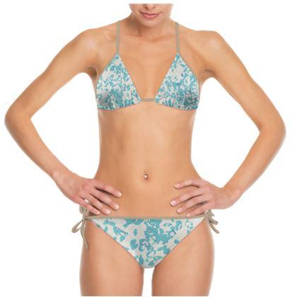 AQUA PETALS Bikini
