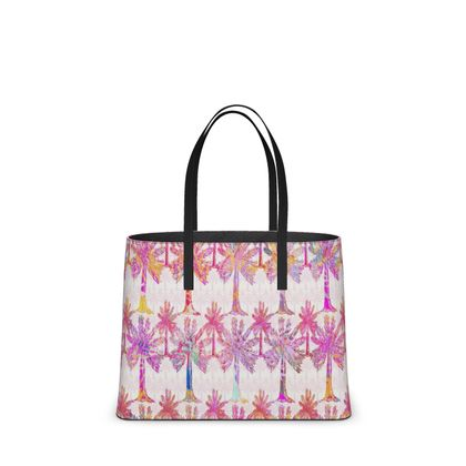 Oasis Collection in magenta Kika Tote