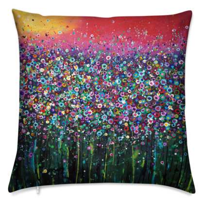 Cushion: My Father's Garden