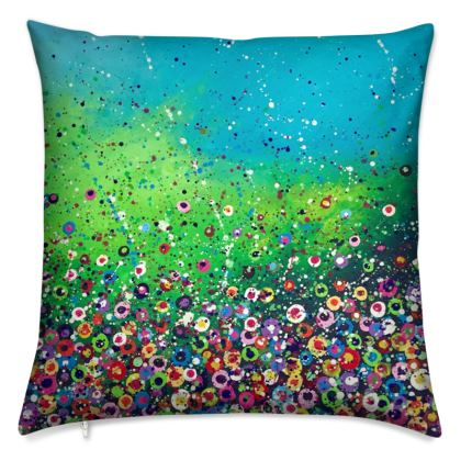 Cushion: Into the Deep