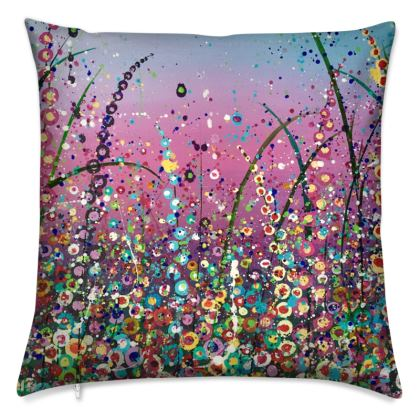 Cushion: Floral Enchantment