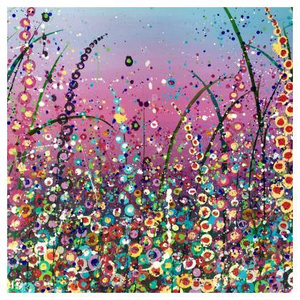 Cushion: Floral Enchantment