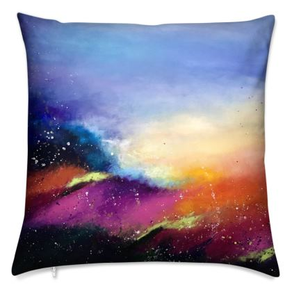 Cushion: Atmospheric Landscapes II