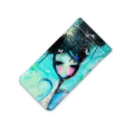 Butterfly girl slip case