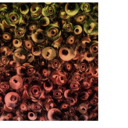 Girls Leggings Monsters Eye Party Washed