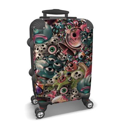 Suitcase Monster World