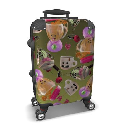 Suitcase Kitchen Friends