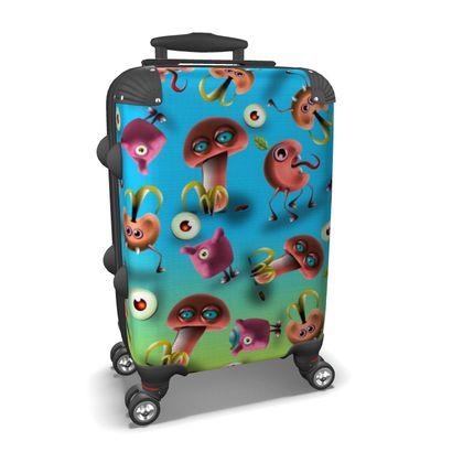 Suitcase Creatures