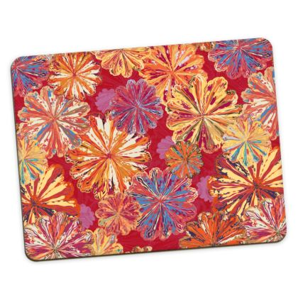 Poppytops Carnival Floral Placemat