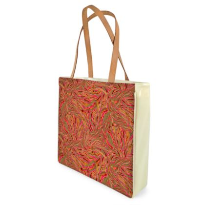 Carnival Ripples Shopper Bags