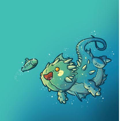 Leviathan Cushions