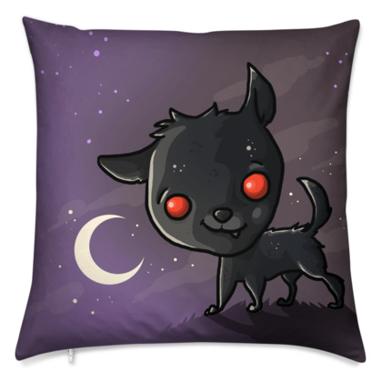 Black Shuck Cushions