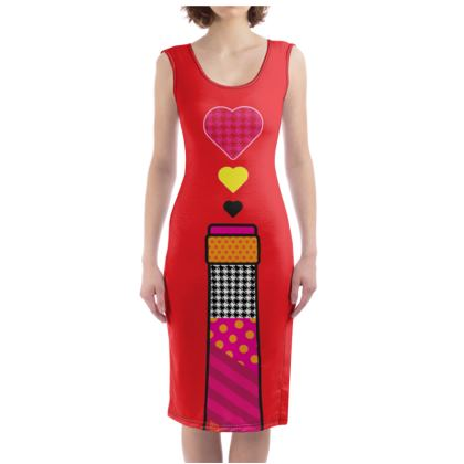 TH BREWERY OF LOVE, Bodycon Dress