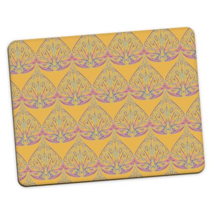 Art Deco (Yellow) Placemats
