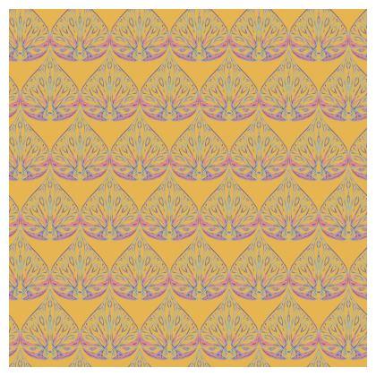 Art Deco (Yellow) Cushions