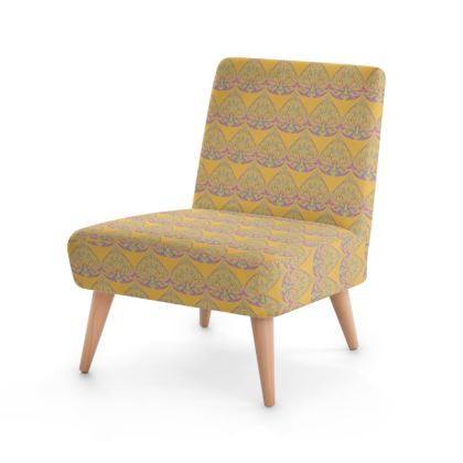 Art Deco (Yellow) Occasional Chair