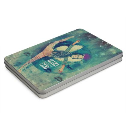 Yoga every day Pencil Case Box