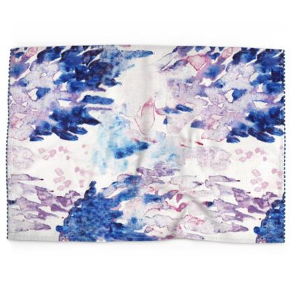 Painterly Print Tea Towels