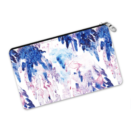 Abstract Print Pencil Case