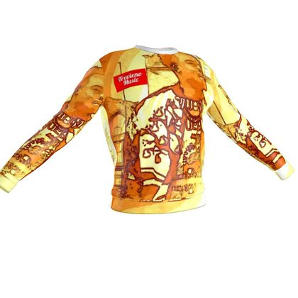 Trevieno Music Orangelo Sweatshirt