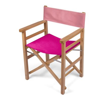 Here's Your Pink Directors Chair.  ©  Copyright 2019 Joanne Shaw.  All rights reserved.