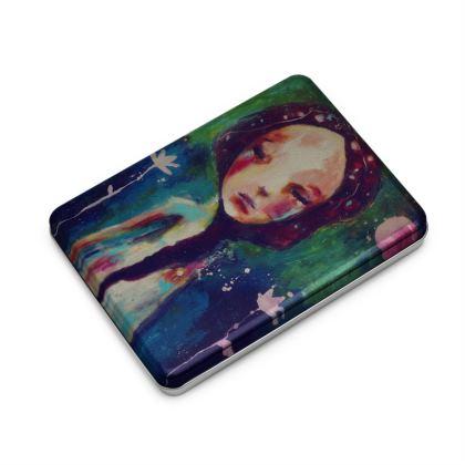 Misty morning pencil case -Wrap Lid Tins