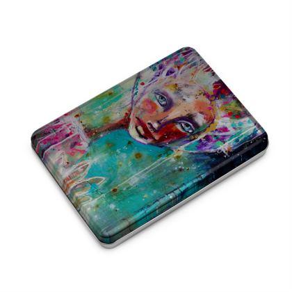 Namaste pencil case -Wrap Lid Tins