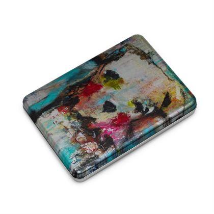 Downward dog pencil case - Wrap Lid Tins