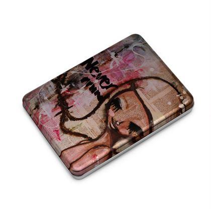 Never mind  pencil case - Wrap Lid Tins