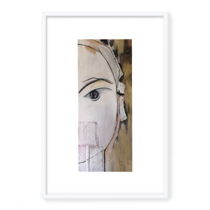 SILENCED Framed Art Prints