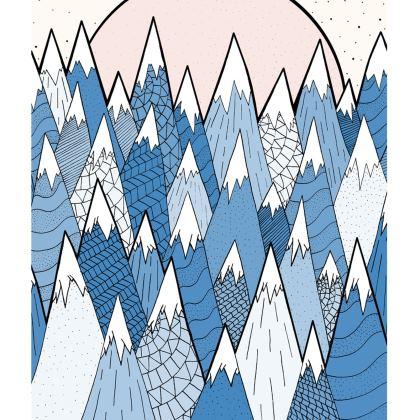 Skater Dress - Winter Woodland