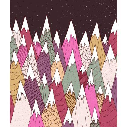 Skater Dress - Woodland Warmth