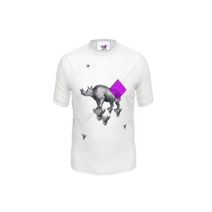 Mens T-shirt / Archetype Solitude